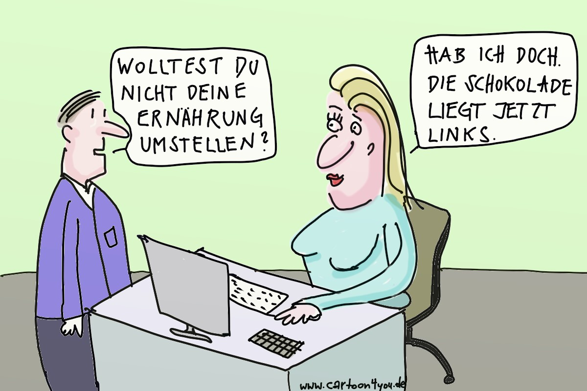 Cartoon4you Bilder Die Hangen Bleiben Diat
